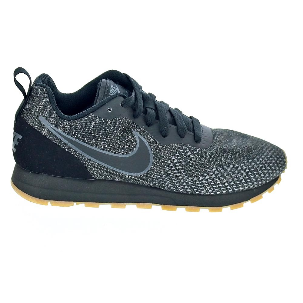 Nike Md Runner 2   Mujer  bajas  Mujer   Negro b4cfb8