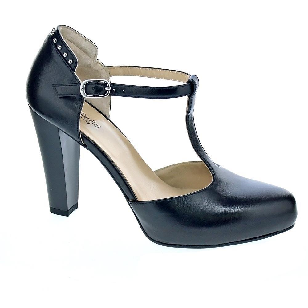 fa429d68a58 Nero Giardini 6800 Zapatos tacón Mujer Negro