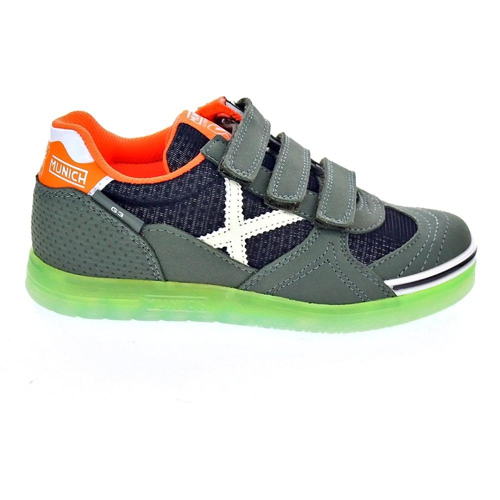 Kid Zapatillas Niño Vco Ebay Sport Glow 3 Verde G Munich qtYTn a8bfba591f471