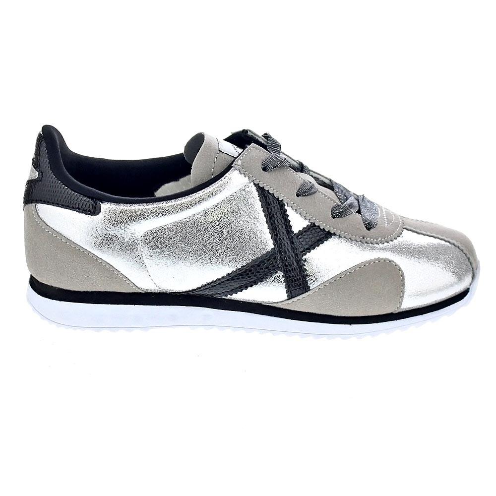Zapatillas Mujer Sapporo Bajas Ebay Plata Munich 40 IxEqwWtA