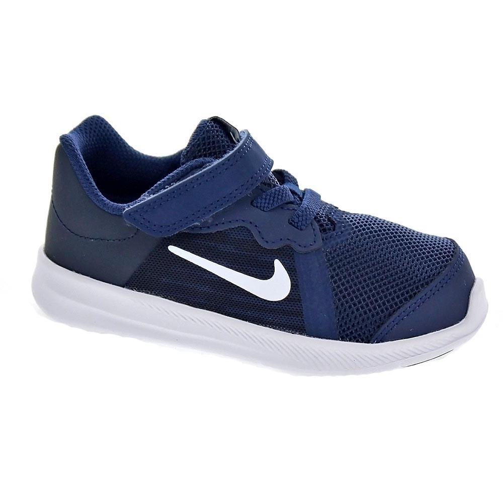 dcc8144e Nike-Downshifter-8-Zapatillas-Nino-Azul-36027 miniatura 5