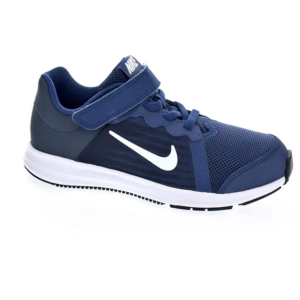 new product 1b029 0055b Nike-Downshifter-8-Zapatillas-Nino-Azul-36026 miniatura 6