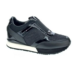 Tommy Hilfiger Elastic Wedge Sneaker