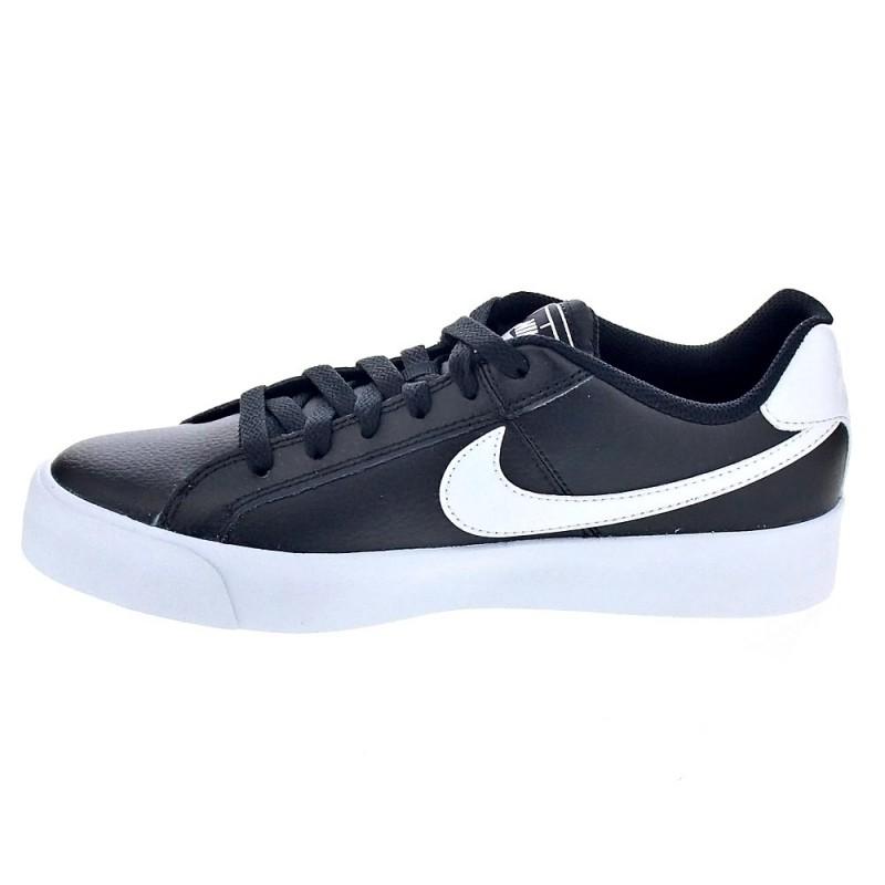 Nike Negro Court Royale Negro Nike AO2810 001 Zapatillas bajas Mujer ¡Entrega ... ce4691