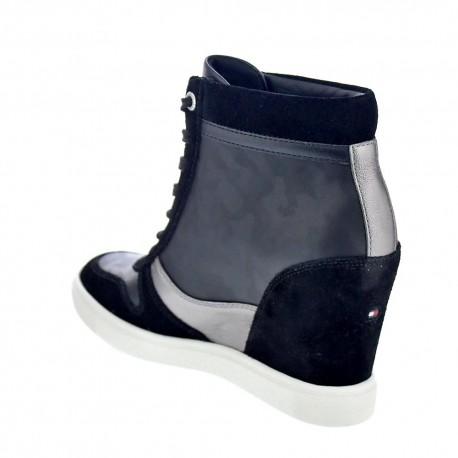 Camo Metallic Dres Sneaker