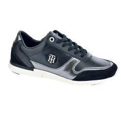 Tommy Hilfiger Camo Metallic Litgh Sneaker