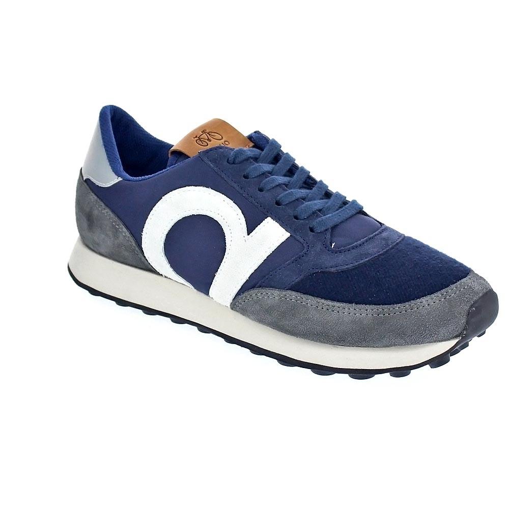 FRED PERRY ROSS CANVAS CANVAS ROSS acero/amarillo B 2214-08 zapatillas zapatos de hombre d988b1