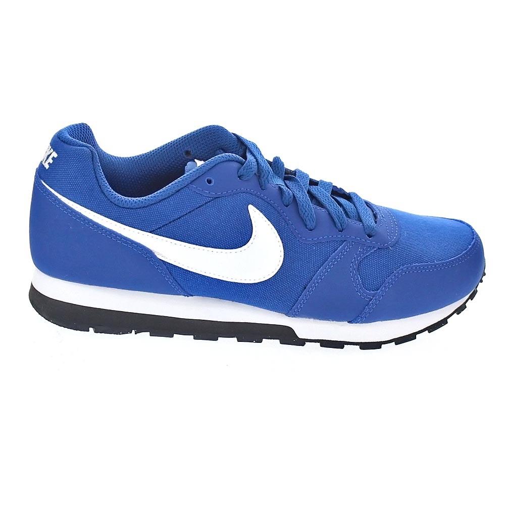 Nike Md Runner 2 Zapatillas Niño Azul  cc8caf28fc390