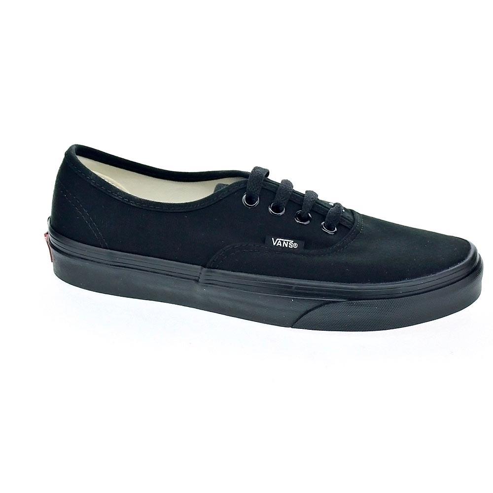Vans Mujer Negro Athentic Zapatillas Bajas R0wrU08xq