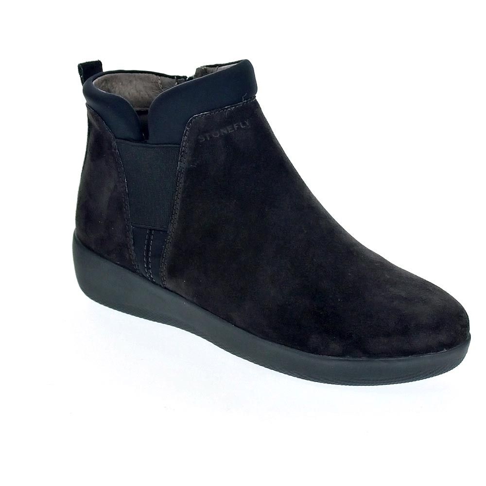 Booties Femme Gris Iv Stonefly Walk 1wqPRX