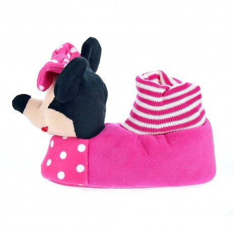 Slipper 3D Minnie