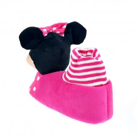 Slipper 3D Minnie