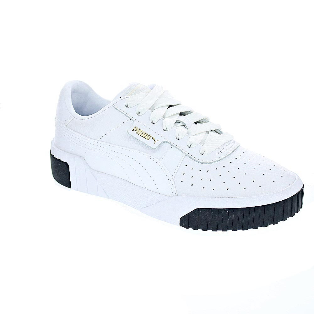 Puma Blanco Zapatillas Bajas Mujer Cali nxAUXAqZg