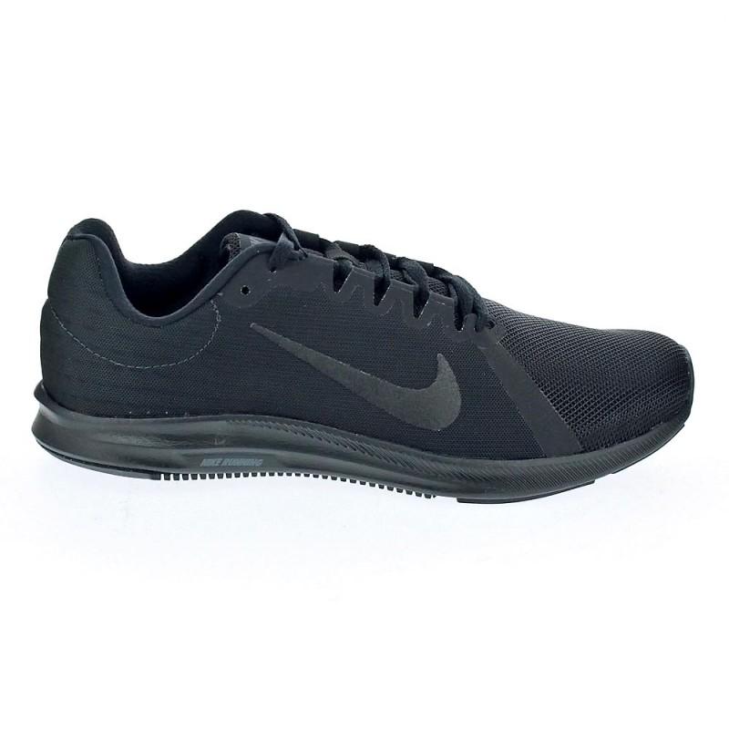 4e4020d9854 Nike Downshifter 8 Negro 908984 002 Zapatillas bajas Hombre ...