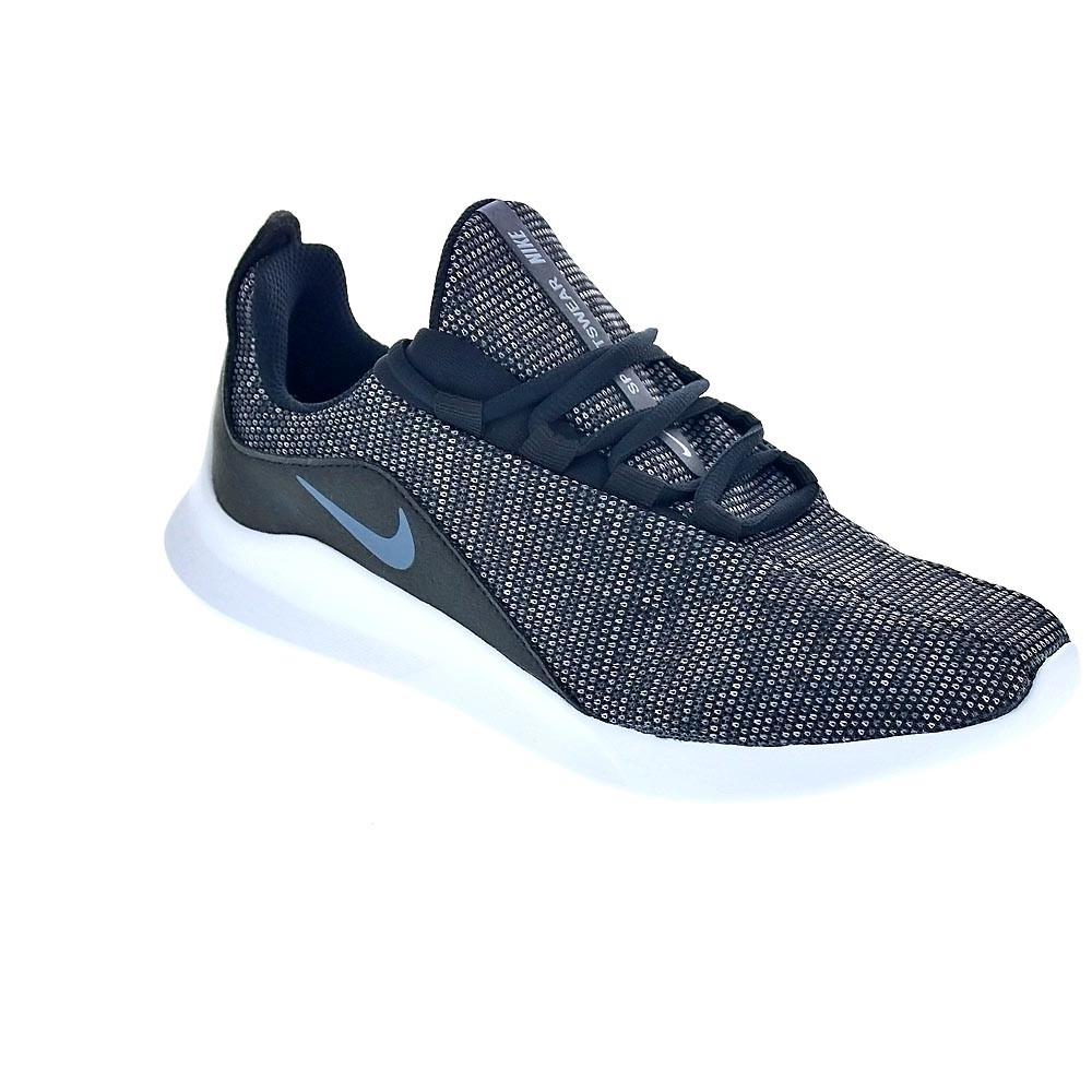 newest ef93c 58dbc ... Nike Viale Prem Pantoufles bajas femmes noir noir noir 7d4789 ...