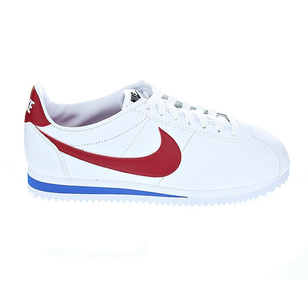 on sale 69d2c 450ad Cortez Hombre Nike Blanco Bajas Classic Zapatillas Ib7yg6Yfvm