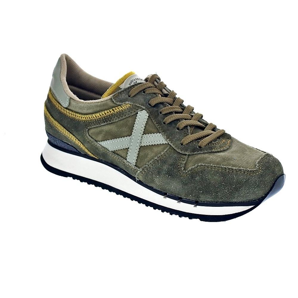 Low Chaussures Hommes 37910 Vert Nou 66 Munich OxP1gqf