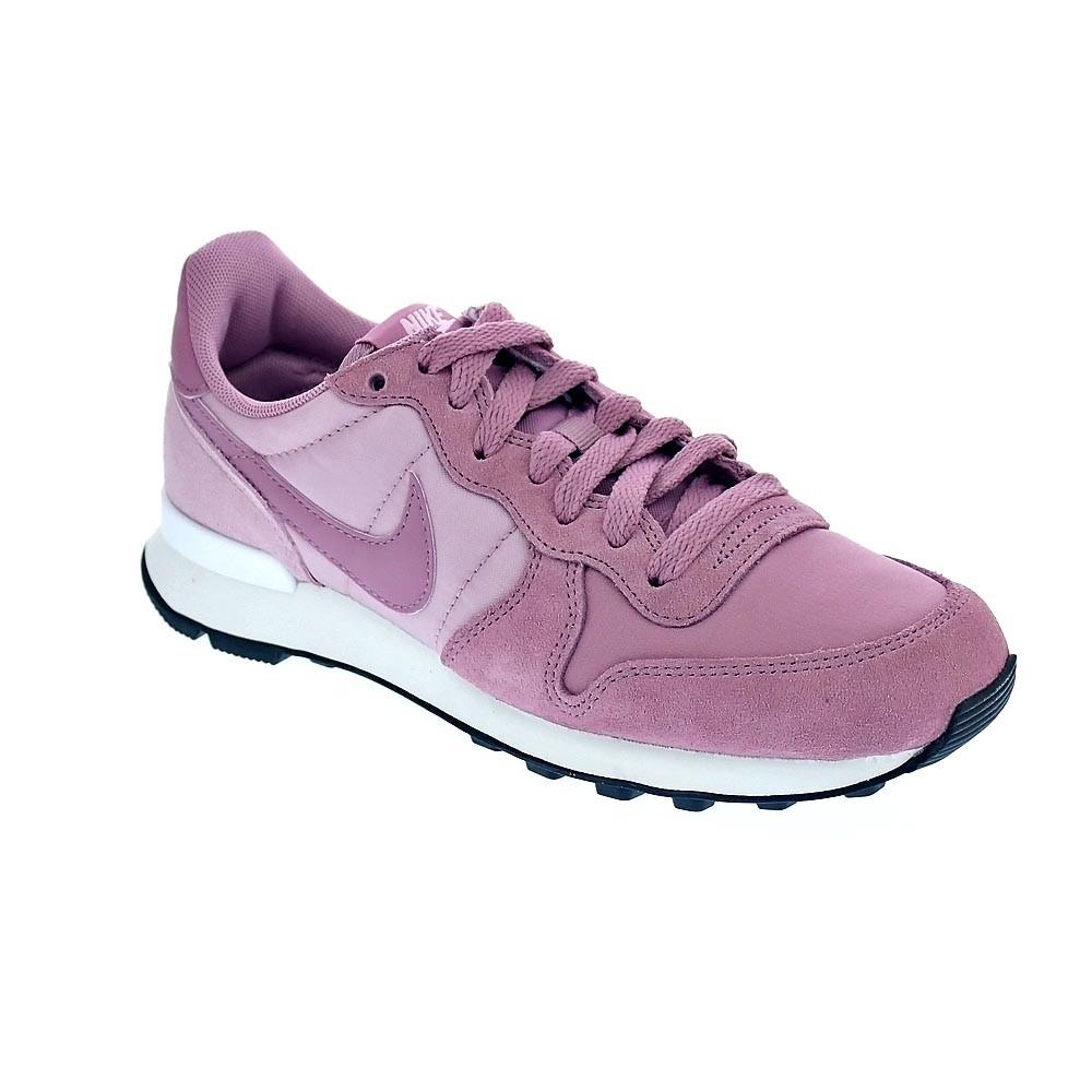 Nike Internationalist  Hausschuhe bajas  damen  lilaa lilaa lilaa 28ba5a