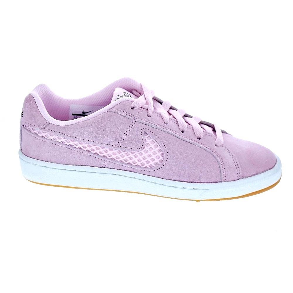 Royale Rosa Court Mujer Nike Bajas Zapatillas qazwxv5pS