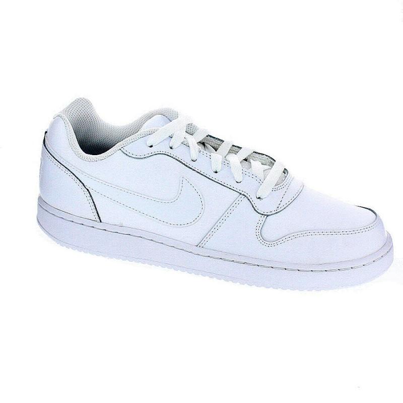 311dfc00c99 Nike Ebernon Low Blanco AQ1775 100 Zapatillas bajas Hombre ...