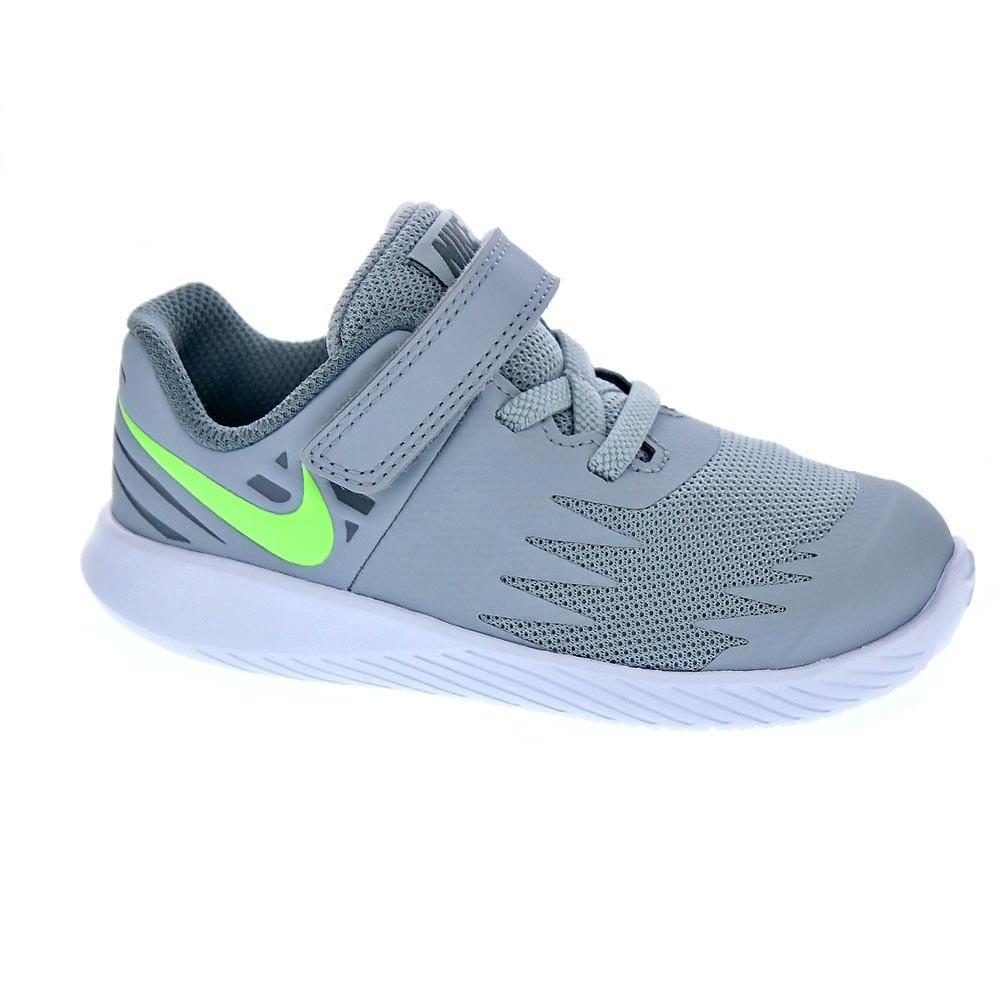749ffe259576c Nike-Star-Runner-Zapatillas-Nino-Gris-38025 miniatura 5