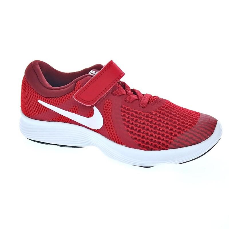 85fdde9e76364 Nike Revolution 4 Rojo 943305 601 Zapatillas Niño - ¡Entrega 24h gratis!