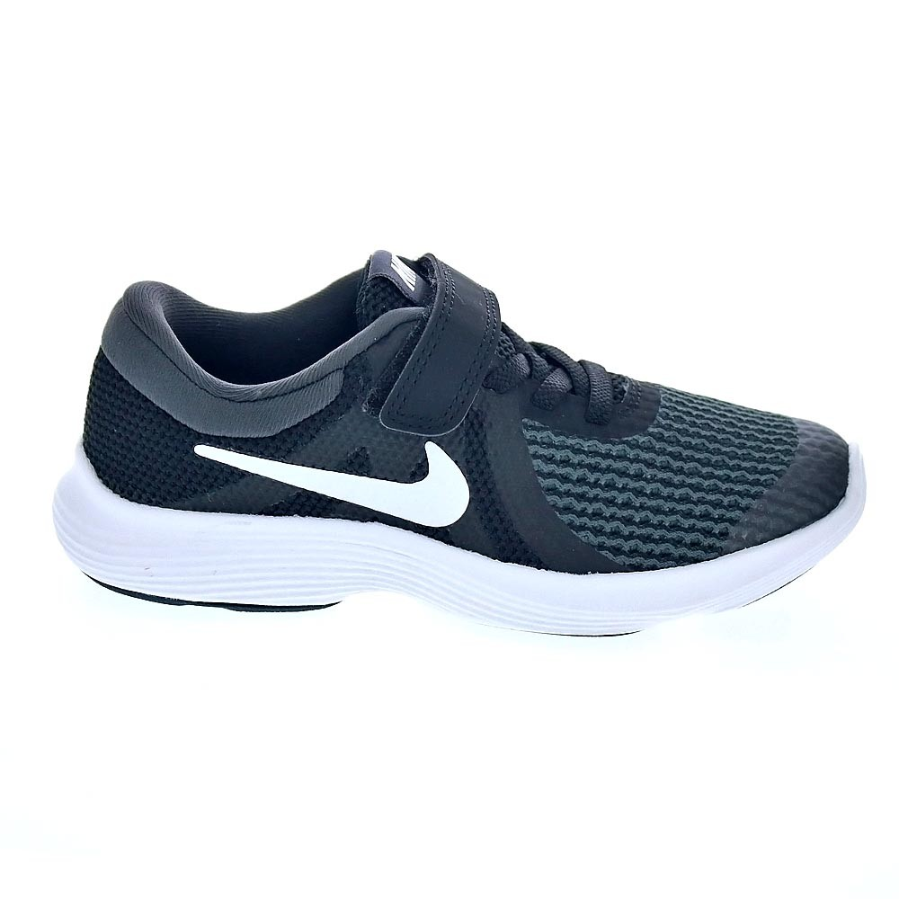 db17738d6a8 Nike-Revolution-4-Zapatillas-Nino-Negro-38178 miniatura 5