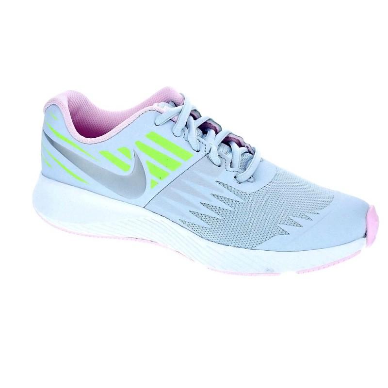 28a7d93ad4e68 Nike Star Runner Gris 907257 005 Zapatillas Niño - ¡Entrega 24h gratis!