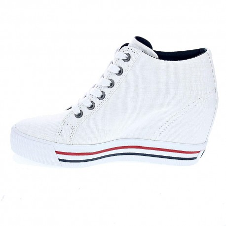 Wedge Casual Sneaker
