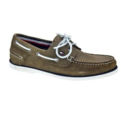 Tommy Hilfiger Classic Suede Boatshoe