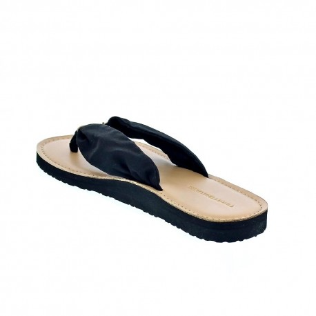 Leather Footbed Beach