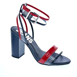 Tommy Hilfiger Transparent Rwb Heeled