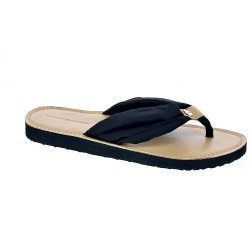 Tommy Hilfiger Leather Footbed Beach