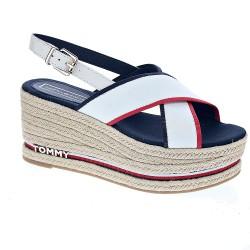 Tommy Hilfiger Flatform Sandal Corporate
