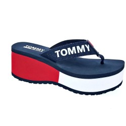 Tommy Hilfiger Colorblock Flatform Beach