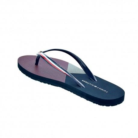Flat Beach Sandal Stripe