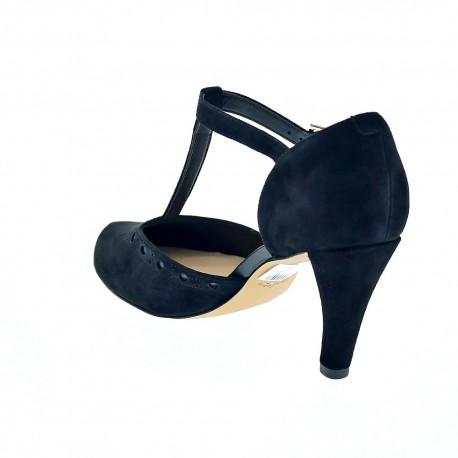 Borrar Espere Miau miau  Clarks Dalia Leah Negro BLACK Zapatos tacón Mujer - ¡Entrega 24h gratis!