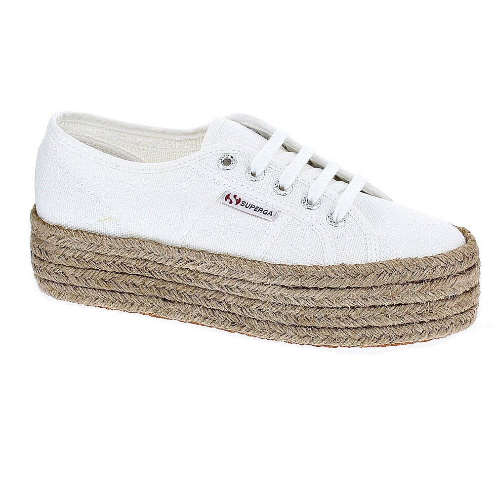 Superga 2790-COTROPEW  Zapatillas Zapatillas Zapatillas bajas  women  whiteo 39232 a246f5