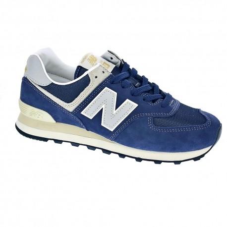 574 new balance hombre azul