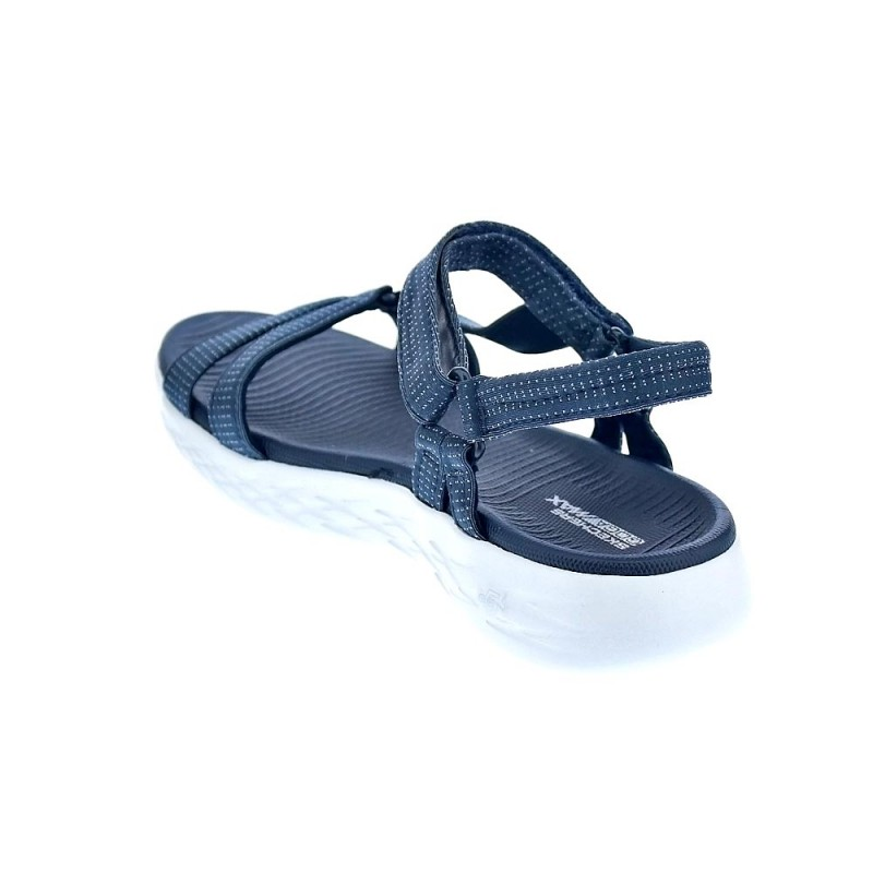 Mujer Nvy 15316 24h Go Skechers Gratis Sandalias The ¡entrega Azul kiTPXuOZ
