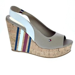 Tommy Hilfiger Sling Back Wedge