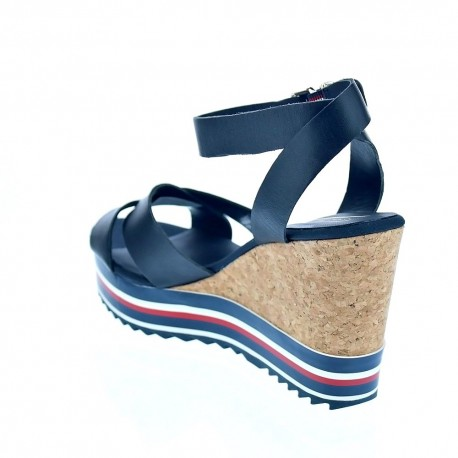 Colored Stripes Wedge