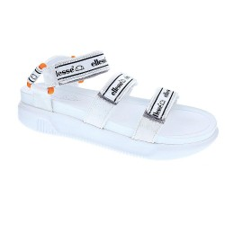 Ellesse Denso Text White