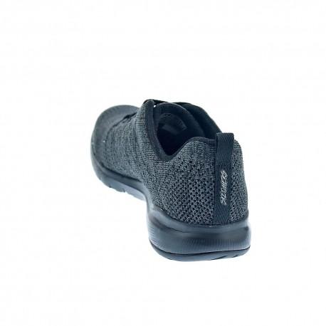 Skechers Flex Appeal 3.0 Negro 13077 BKCC Zapatillas bajas