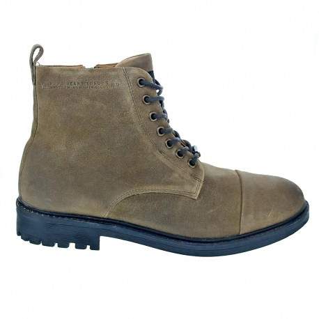 Porter Boot Suede
