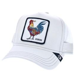 Goorin Bros Cock White