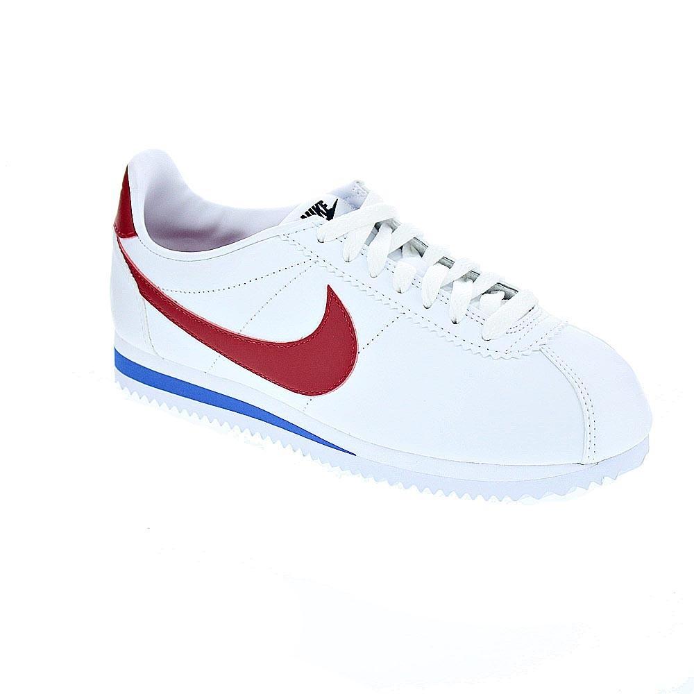 Célula somatica realeza Arashigaoka  Nike Classic Cortez Zapatillas bajas Mujer Blanco 42290 | eBay