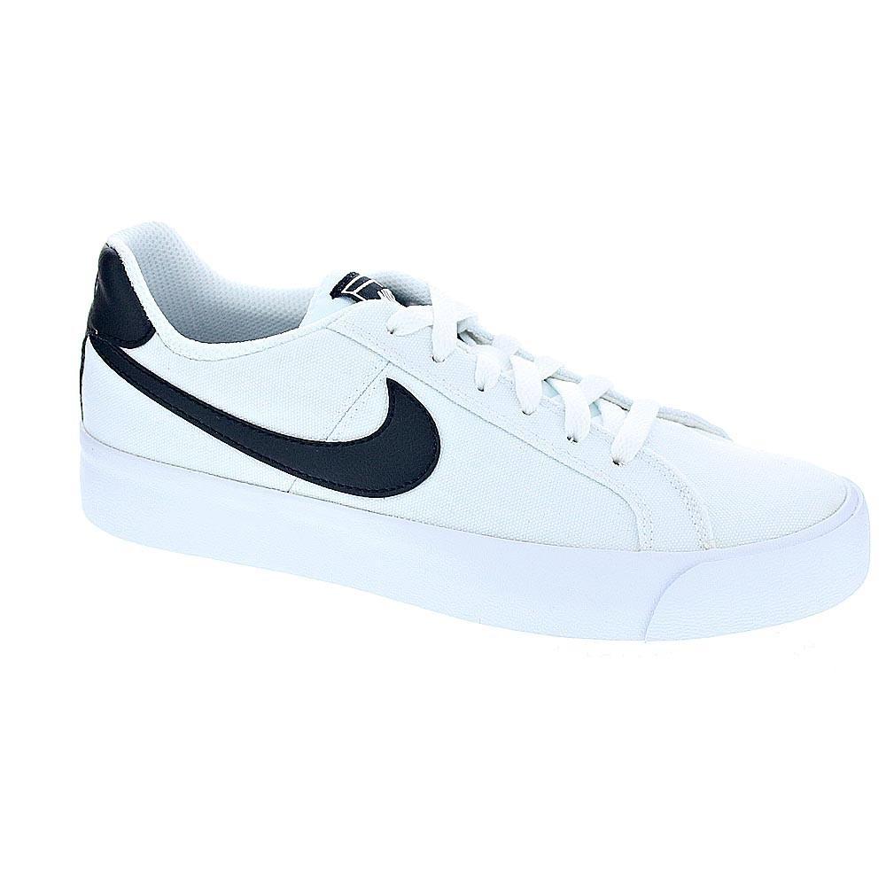 clímax sencillo honor  Nike Court Royale AC Zapatillas bajas Mujer Blanco 42344 | eBay