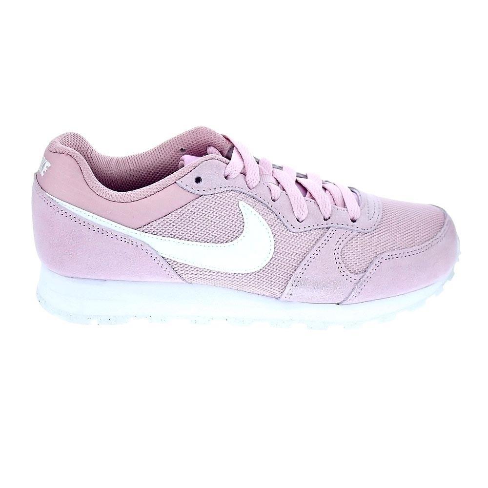 Groseramente Agua con gas Lionel Green Street  Nike Md Runer 2 Zapatillas bajas Mujer Rosa 42337 | eBay