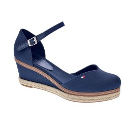 Tommy Hilfiger Toe Mid Wedge